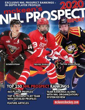 MCKNS 2020 Prospect Report